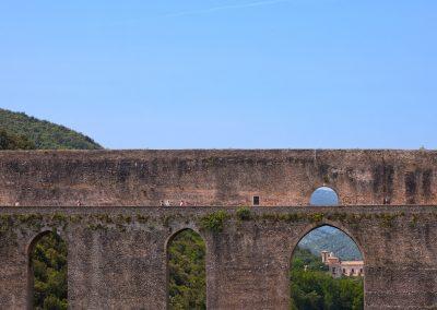 Acquedotto Romano - Spoleto