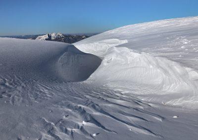 Canyon di Neve - Monte Cusna