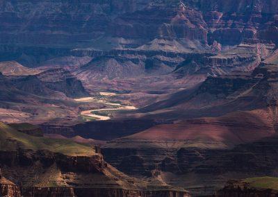 Fiume Colorado -Grand Canyon - Arizona