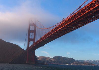 Golden Gate - Baia di San Francisco