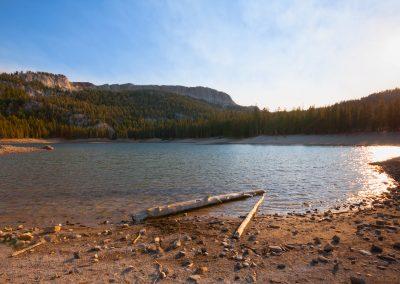 Horseshoe Lake - Mammoth Lakes - California