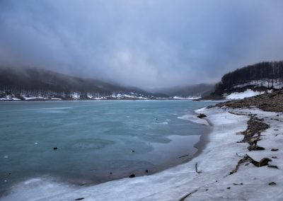 Lago Paduli - Passo del Lagastrello