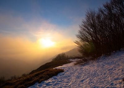 Nebbia in Risalita - Valdantena