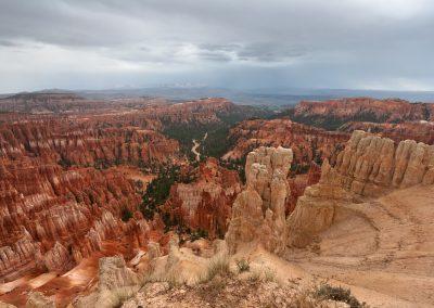 Panoramica - Bryce Canyon