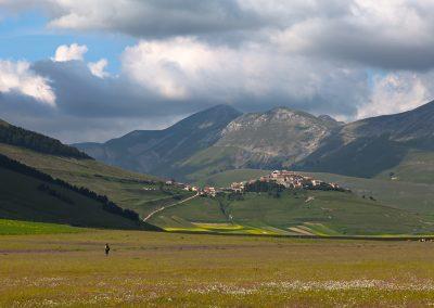 Piana di Castelluccio - Monti Sibillini