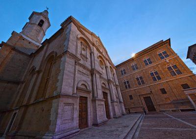 Piazza Duomo - Pienza