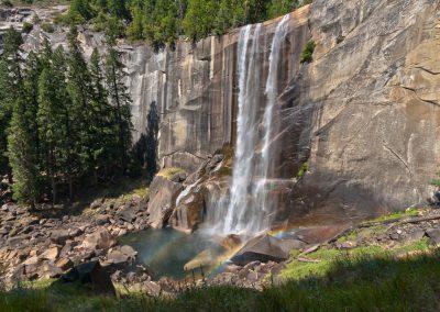 Vernal Falls - Yosemite National Park