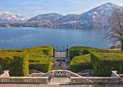 Vista sul Lago di Como - Villa Carlotta