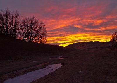 sentiero-monte-borgognone-al-tramonto