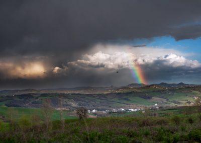 Aria di tempesta - Langhirano
